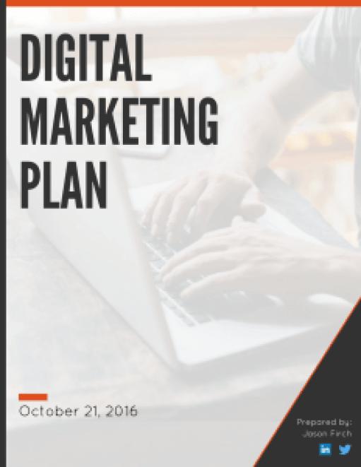 Nonprofit Digital Marketing Plan