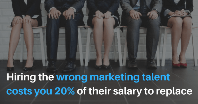 hiring the wrong marketing talent for nonprofits