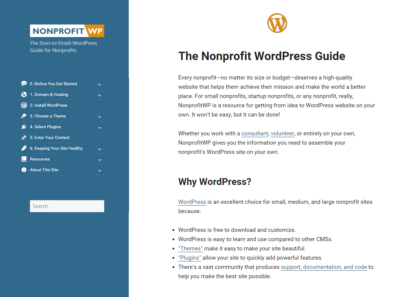 Nonprofit guides array nonprofit wp the wordpress guide for nonprofits rh nonprofitwp fandeluxe Image collections