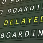 You Should Expect to See More Delayed Flights Next Year