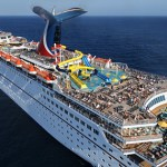 Carnival Fascination Being Chartered By FEMA
