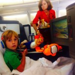 Should Toddlers Be Banned from Business Class?