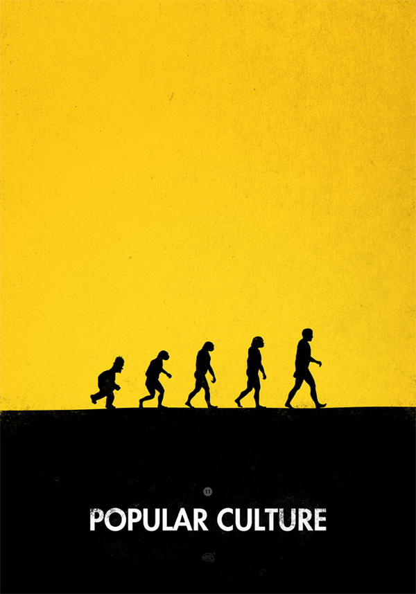 Creative Evolution Posters by Maentis