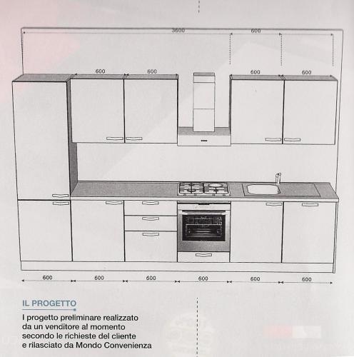 Prezzi di Cucine a confronto  Ikea Mercatone Uno Mondo convenienza Domus arredi Veneta