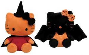 peluche-hello-kitty-pipistrello-hello-kitty-strega-halloween-sanrio