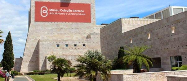 Un weekend a Lisbona al Museo Berardo di Arte Moderna e Contemporanea