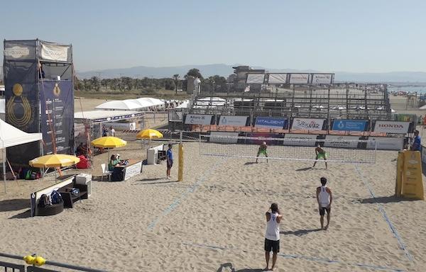 Attività sportive sulla spiaggia del Poetto: assegnazione di spazi stagione 2020