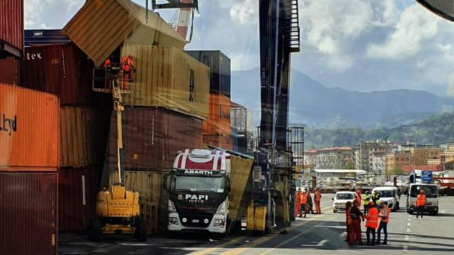 """Porto di La Spezia, """"un'offerta di sistema"""" per le industrie del nord"""