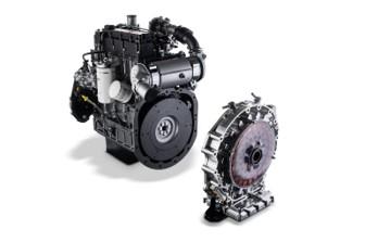 FPT Industrial presenta il nuovo F28 Ibrido a Conexpo