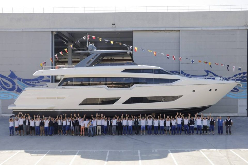 Ferretti Group, riprendono le attività nei cantieri - Non Solo Nautica
