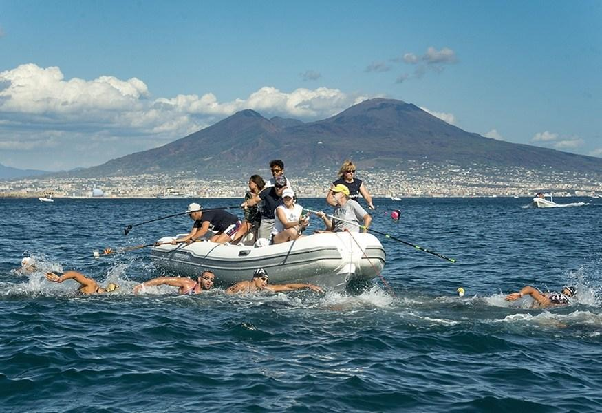 Nuoto, il 5 e 11 settembre l'edizione 2020 della Capri Napoli