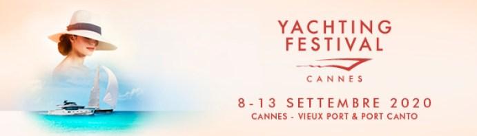 Yacht Festival di Cannes