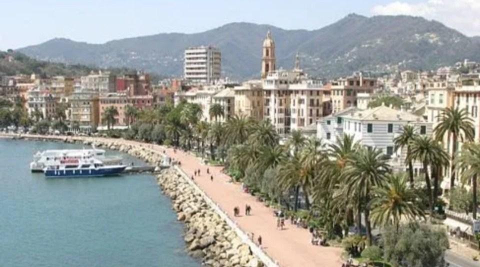 Fase 2, Rapallo: il lungomare diventa una grande isola pedonale