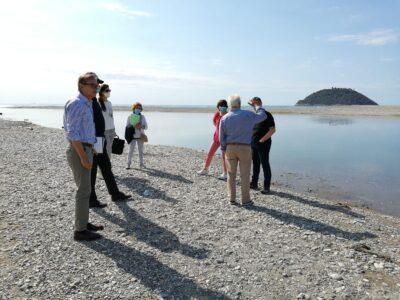 Albenga, sopralluogo del Comune sulle Spiagge libere: ecco la situazione