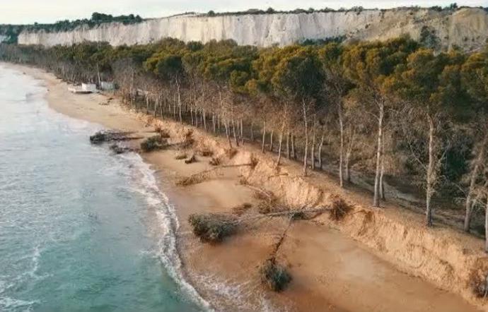 Eraclea Minoa, c'è ok dalla Regione per il recupero della spiaggia