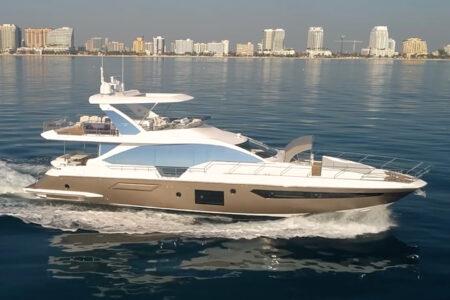 La collezione di Azimut Yachts 72 Flybridge si amplia di nuovi dettagli