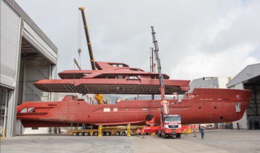 Alia Yachts, in costruzione il 55 m Al Waab II e il nuovo 23 mt La Paloma