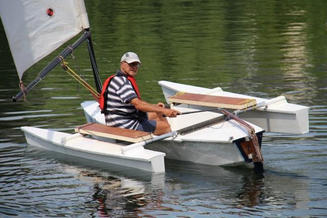"""""""Down the MississiPo"""", da Pavia a Trieste su micro-barche a vela di 3 metri"""