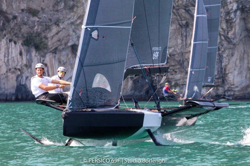 Young Azzurra torna in regata per il 2° Grand Prix della Persico 69F Cup