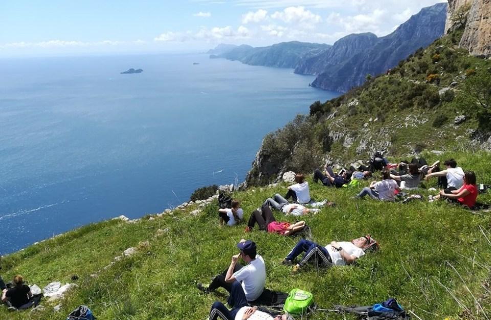 La Costiera Amalfitana non è solo mare: in viaggio sul sentiero degli Dei