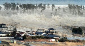tsunami foto