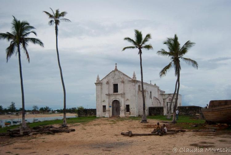 Ilha de Mozambico la chiesa della misericordia