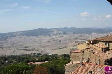 Vista da Volterra