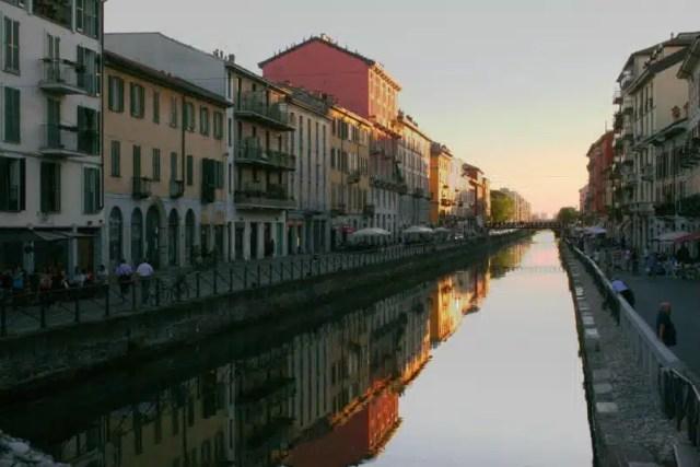 I Navigli di Milano (foto di Daniela)