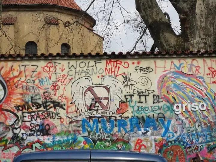 Muro di John Lennon (Praga)
