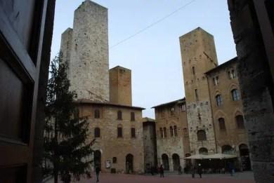 San Gimignano: la città delle torri