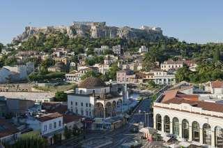 Atene (foto di Visit Greece)