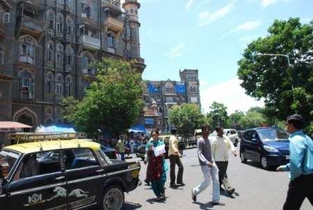 Mumbai, capitale del Maharashtra - India
