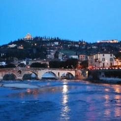 L'Adige e Ponte Pietra