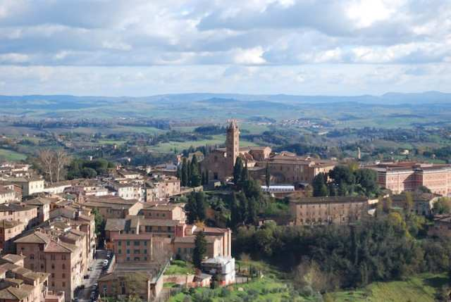Trekking urbano - Siena, Toscana