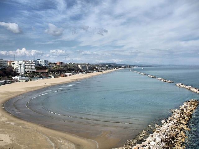 Spiaggia di Termoli, Molise