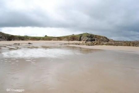 La spiaggia di Saint Briac sur Mer