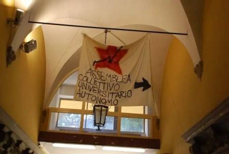 La Bologna dei movimenti studenteschi