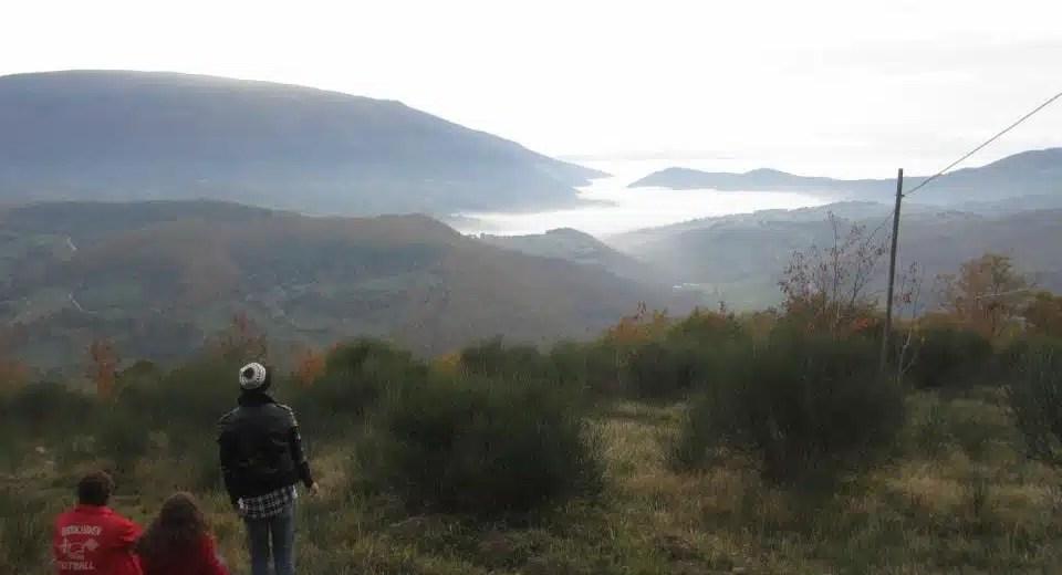 Ad Assisi per imparare l\'inglese a contatto con la natura