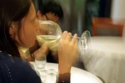 Degustazione di vino e cioccolato al ristorante Santa Caterina