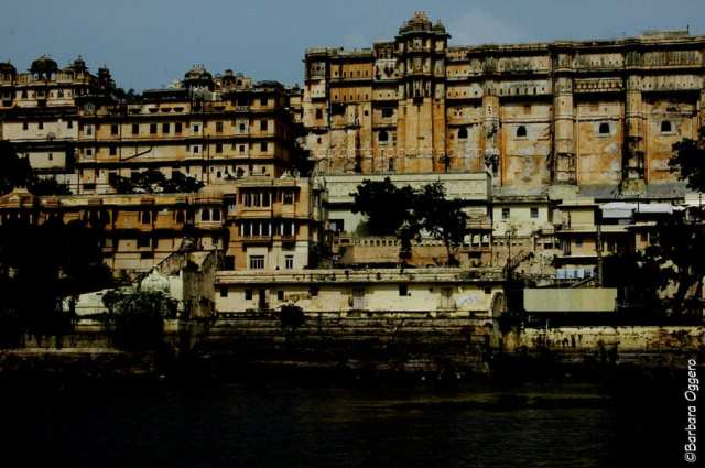 Udaipur, la città blu del Rajastan