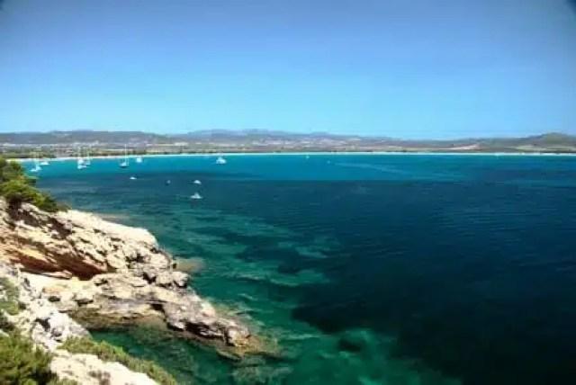La spiaggia di Porto Pino di Sant'Anna Arresi