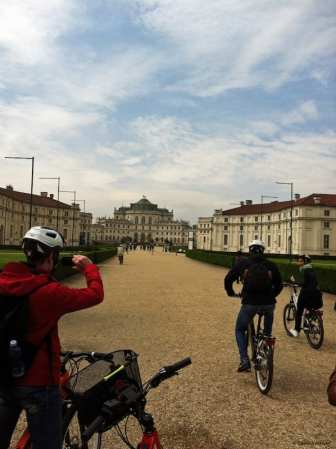 Royal e-bike tour a Torino