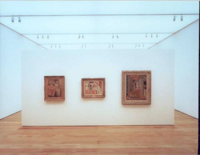 Lo scrigno della Pinacoteca Giovanni e Marella Agnelli - interno