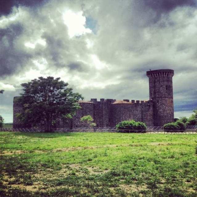 Il Castello della Badia a Vulci