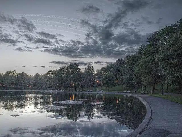 Parco La Fontaine, Montreal (foto di Emmanuel Milou)