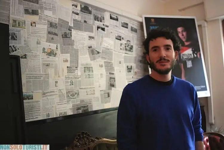 Dario Riccobono, uno dei fondatori di Addiopizzo Travel