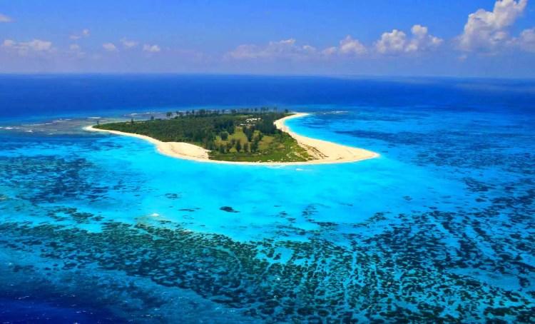 Seychelles - Bird Island