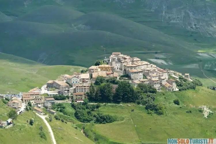 Umbria - Altopiano di Castelluccio