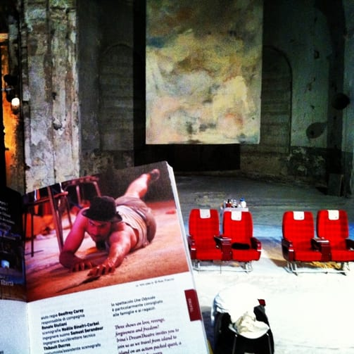 Festival 2Mondi 2013 - Spoleto