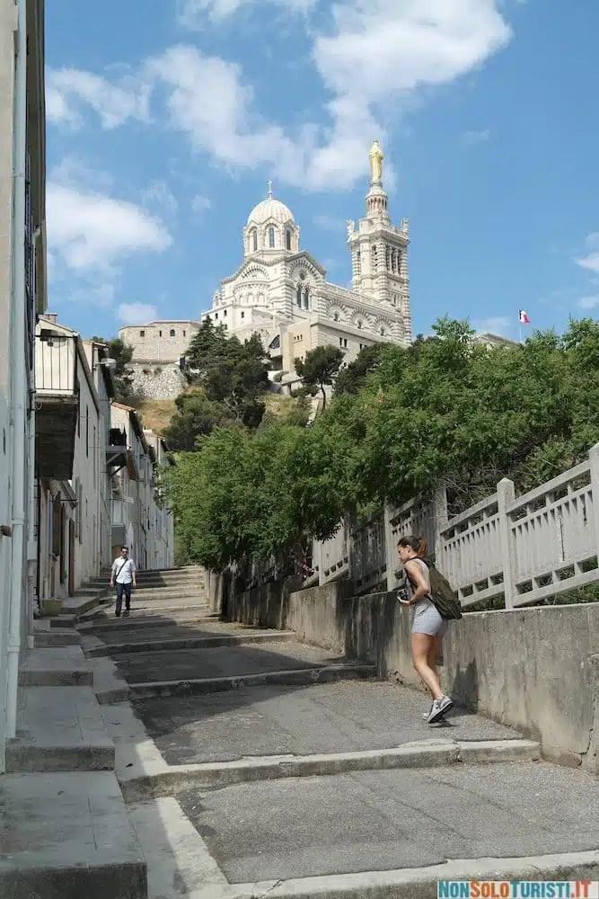 Marsiglia - Notre Dame de La-Garde